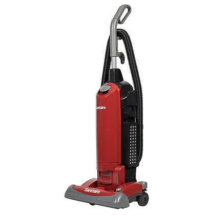 "Sanitaire SC5815D FORCE 15"" Bagged Upright Vacuum Cleaner"