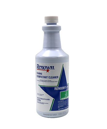 Renown - Foaming Disinfectant Cleaner