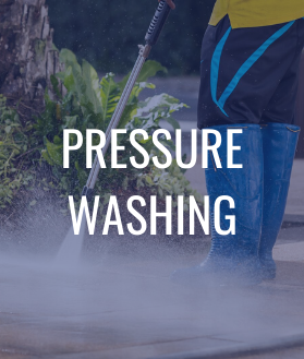 Jacksonville Pressure Washing Services