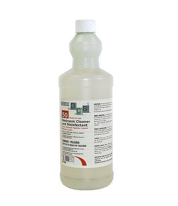 Essential Industries (RTU) - #50 Restroom Cleaner & Disinfectant