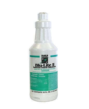 Franklin: Blu Lite II - Bathroom Cleaner & Disinfectant