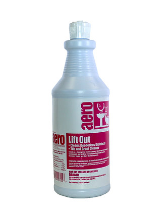 Aero: Lift Out- Tile & Grout Cleaner