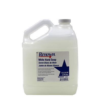 Renown White Hand Soap