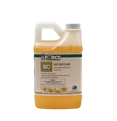 CDDS Force - Daily Floor Cleaner, 002, Super Concentrate