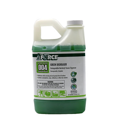 Force (Super Brand 4) Concetrate Green Degreaser