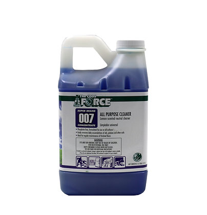 The CDDS Force All Purpose Cleaner