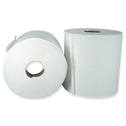 Kraft Hard-Wound Roll Towel