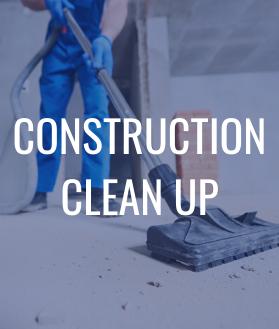 Jacksonville Construction Clean Up Services