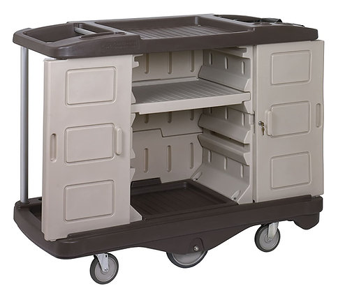 Continental Deluxe Lodging Cart