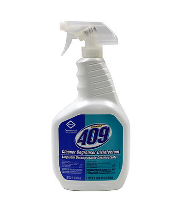 Clorox: Formula 409 - Cleaner/Degreaser & Disinfectant