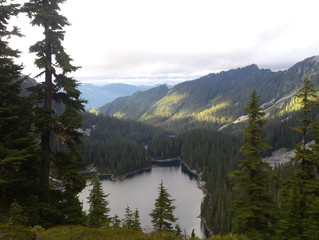 South from Stevens Pass