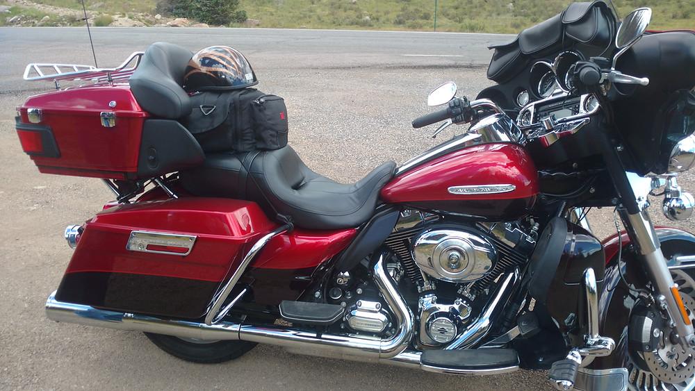 Dave's Harley