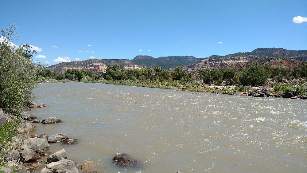 Chama River, NM