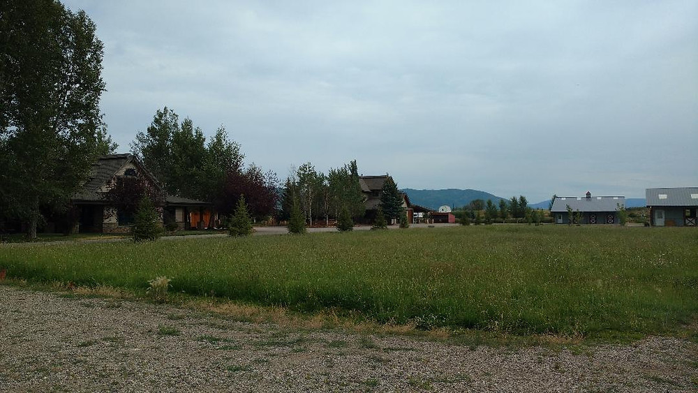 the ranch where we stayed in Steamboat