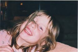 I was an odd-ball little girl