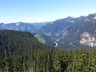 Snoqualmie to Stevens Pass