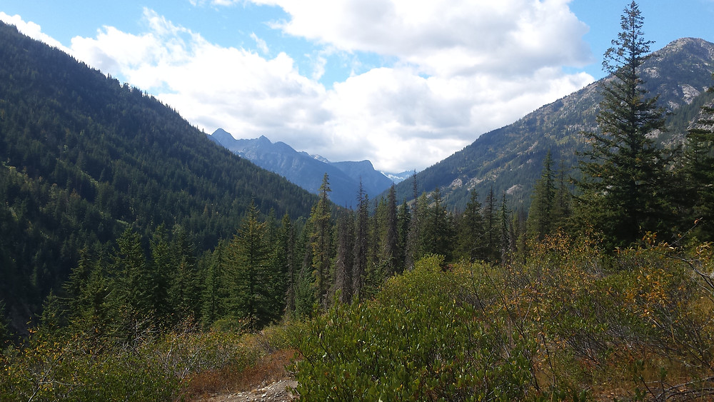 Out of Stehekin to Rainy Pass