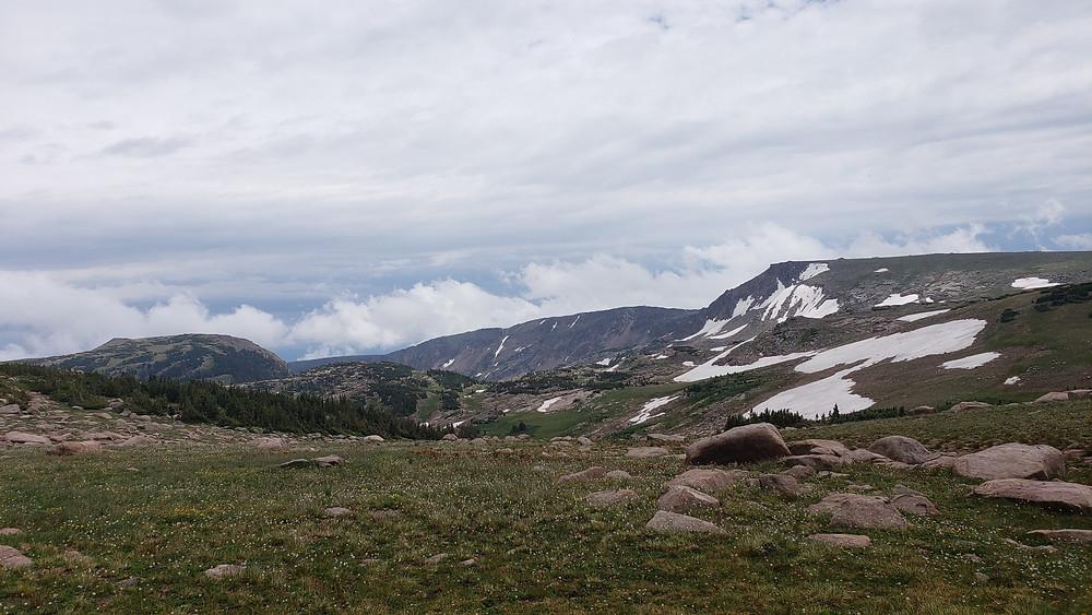 Mt. Zirkel Wilderness area
