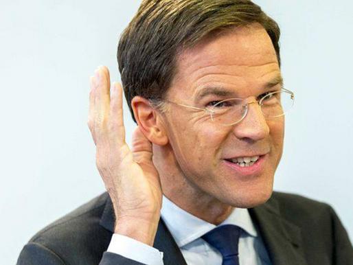Wie gaat tegen Rutte zeggen dat hij moet stoppen?