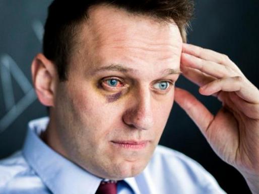 Navalny en de novitsjok
