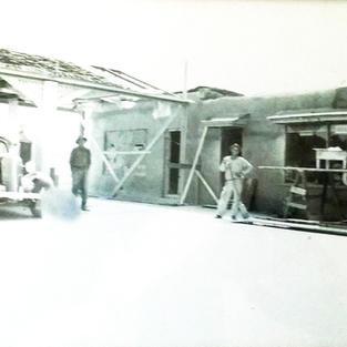 Site location - 1920's-San Felipe Community - Del Rio, Texas, U.S.A.