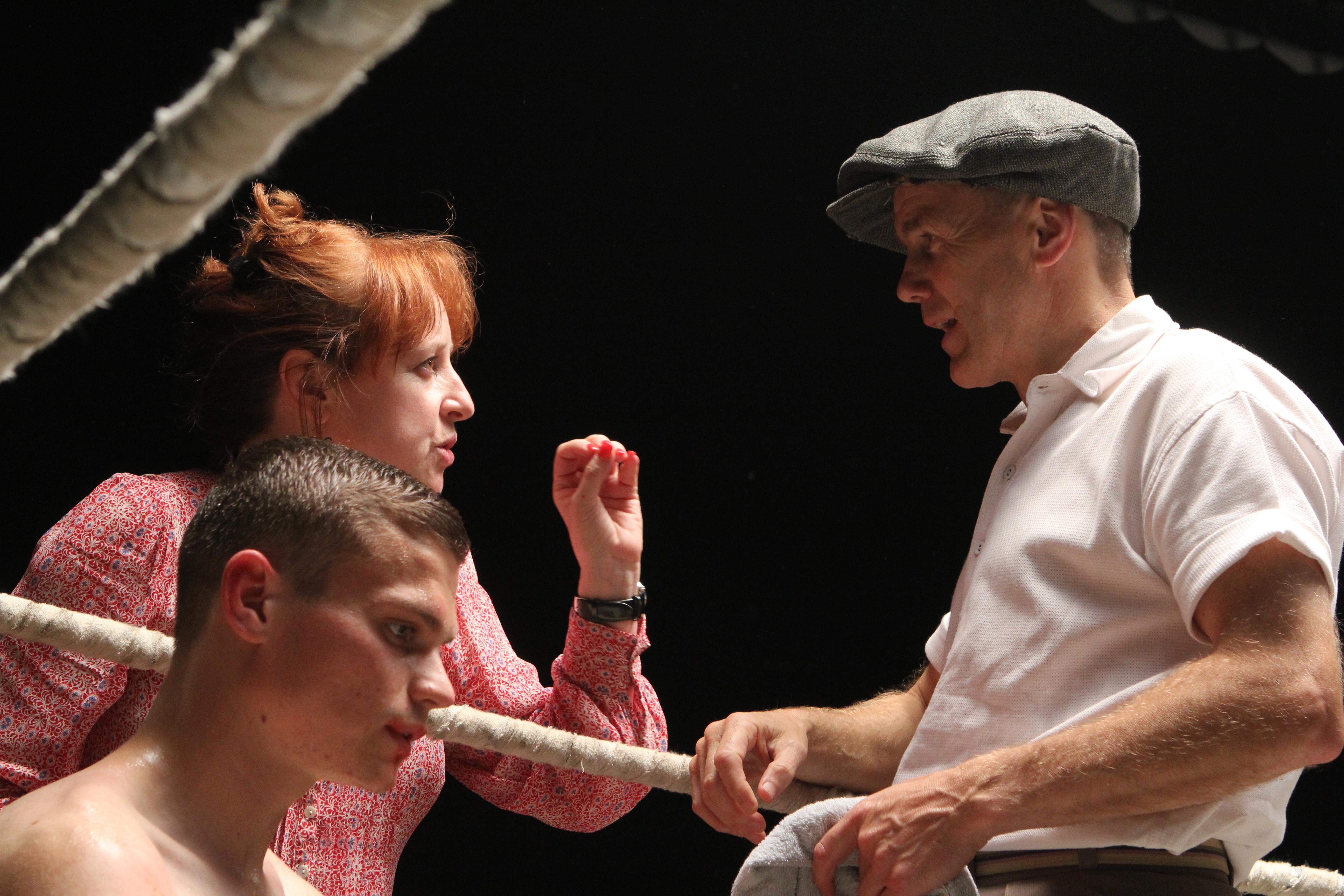 directing Jim MacDonnell