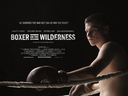 Boxer On The Wilderness poster