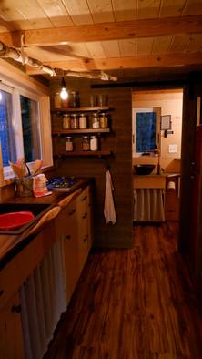 Kitchen (night)
