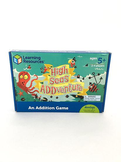 S-006 High Seas Adventure Addition Game