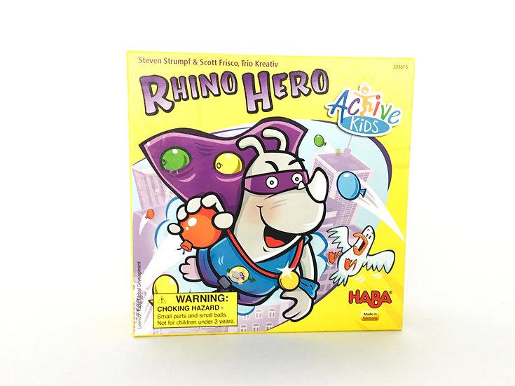 G-077 HABA Games: Rhino Hero