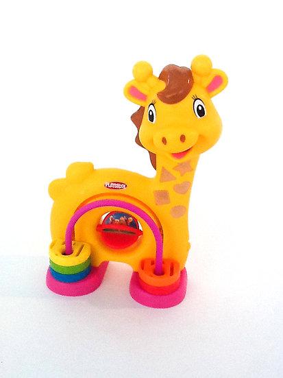 B-035 Giraffe Baby Toy