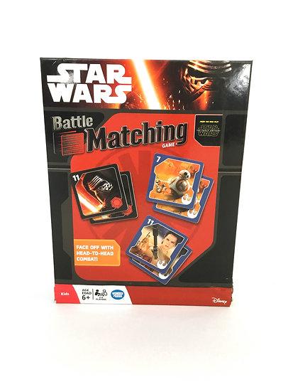 G-013 Disney Star Wars Battle Matching Game