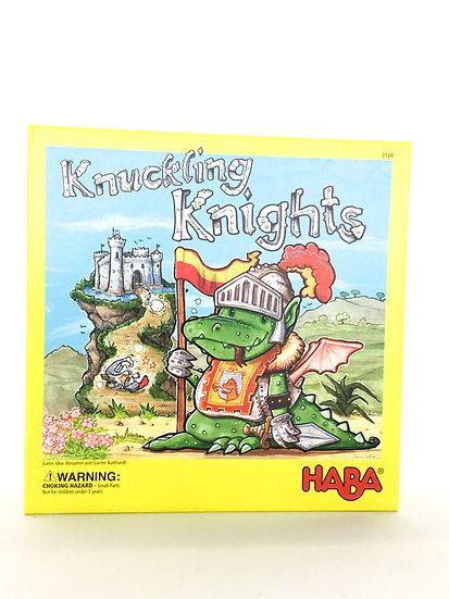 G-075 HABA Games: Knuckling Knights