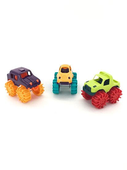 V-005 Monster Trucks w/ Detachable Wheels