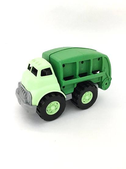 B-051 Green Toys Recycling Truck