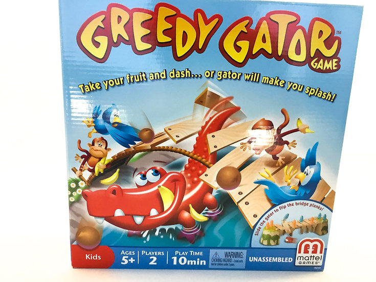G-071 Greedy Gator