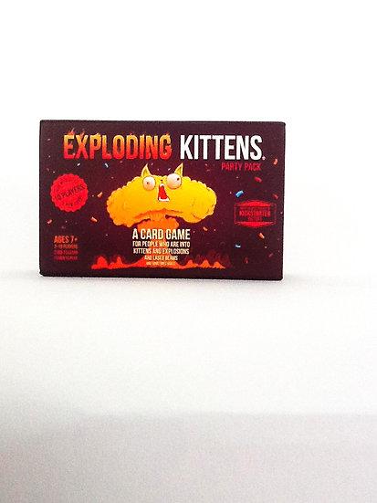 G-001 – Exploding Kittens Party Pack