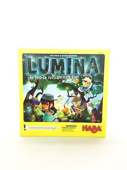 G-085 HABA Games: LUMINA - the Search for Lightning Bugs