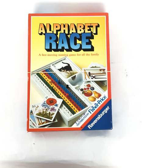 G-120 Alphabet Race