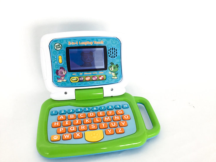 B-111 Leapfrog 2-in-1 Leap Top Touch