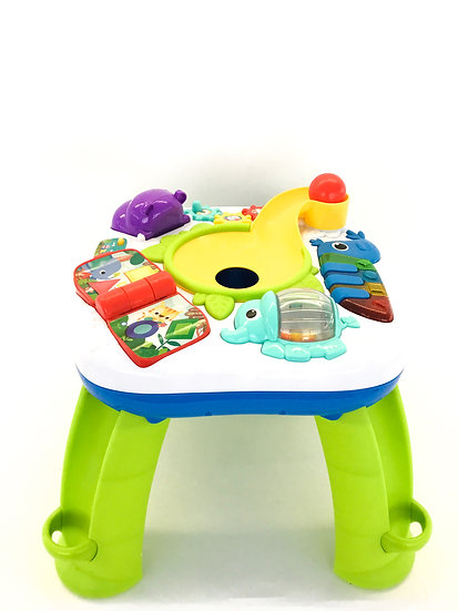 B-096 Bright Starts Stand & Play Set with Books