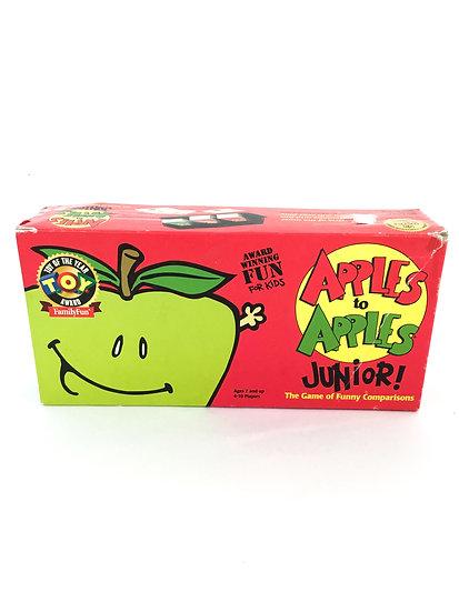 G-032 FamilyFun Apples to Apples Junior