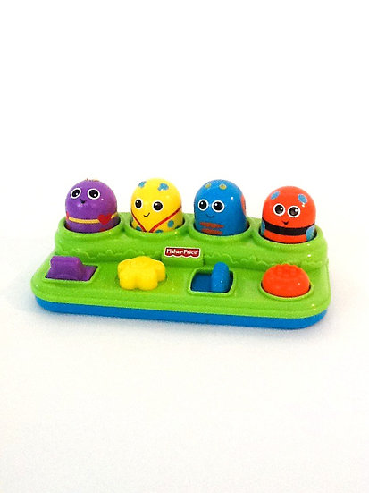 B-027 Fisher Price Insect Whack-A-Mole