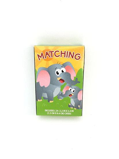 G-030 Matching Elephant Cards (24)