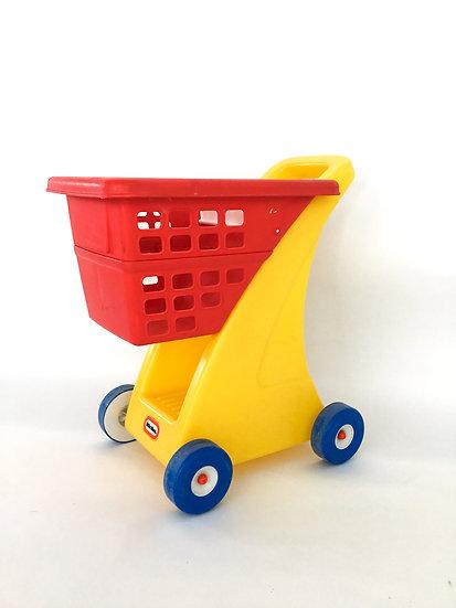 B-046 Little Tikes Shopping Cart