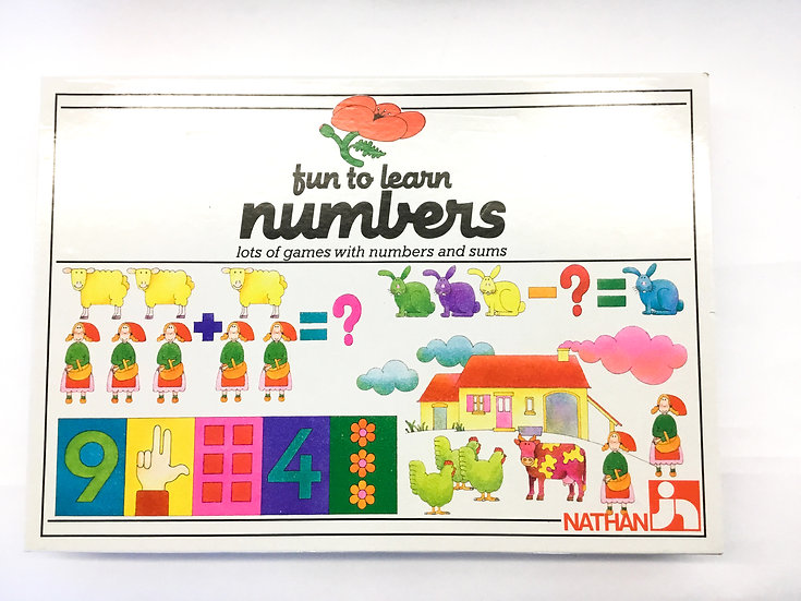 G-108 Fun to Learn Numbers