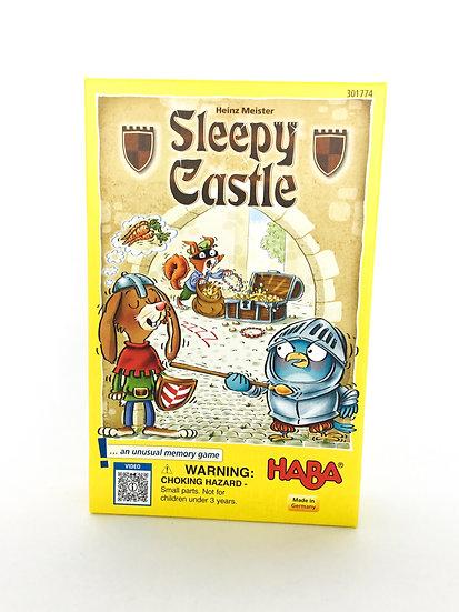 G-083 HABA Games: Sleepy Castle