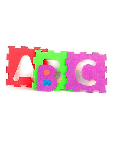 P-005 Alphabet Puzzle Mat