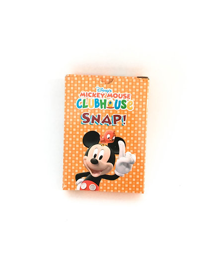 G-020 Disney Mickey Mouse Club House Snap