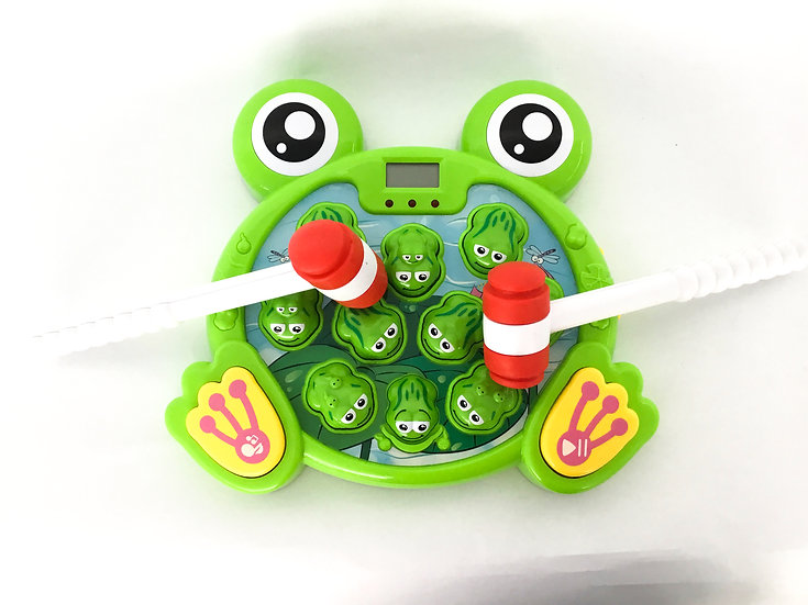 G-094 Whack-A-Frog